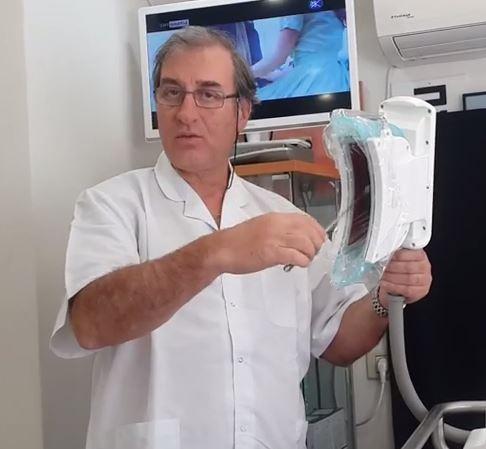 """ד""""ר יאיר גילוני - הצרת היקפים במכשיר המתקדם בעולם"""